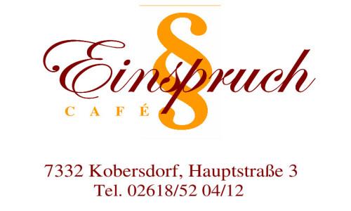 Cafe Einspruch