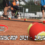Kids-Tenniscamp | Anmelden zur Runde 2